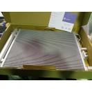 Радиатор кондиционера с ресивером Tucson (15-)/Sportage (16-) 2.0D